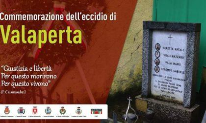 Casatenovo: domani la diretta streaming della commemorazione dell'eccidio di Valaperta