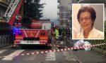 Terribile incendio di Malgrate: è morta Piera Spreafico, l'anziana ustionata e intossicata