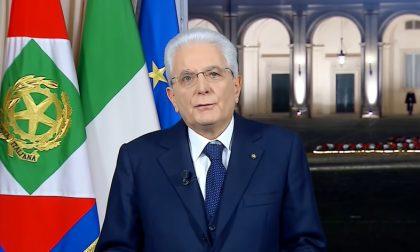 Festa della Liberazione, il discorso del Presidente della Repubblica Sergio Mattarella