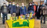Coldiretti consegna pacchi alimentari alle famiglie bisognose
