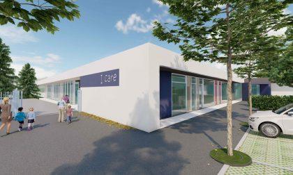 Ecco come sarà la nuova scuola primaria di Bulciago FOTO