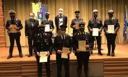 Premiati gli agenti di Polizia Locale per l'impegno durante la pandemia