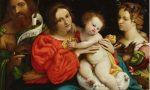 Al TG1 un servizio dedicato alla mostra lecchese di Lorenzo Lotto