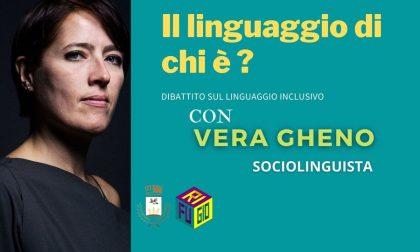 Si parla di linguaggio inclusivo nell' incontro promosso da Ri.Fu.Gio