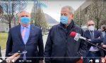 """Il Commissario Bertolaso a Lecco: """"Subito dopo Pasqua finiremo le somministrazioni agli over 80 poi al via alle vaccinazioni massive"""""""