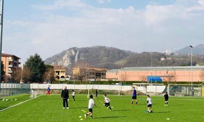 Cisanese, riparte la Scuola calcio: l'emozione dei più piccoli FOTO