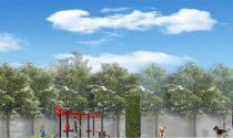 Parco fitness e area cani a Beverate FOTO