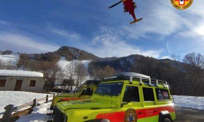 Tragedia in montagna, muore escursionista