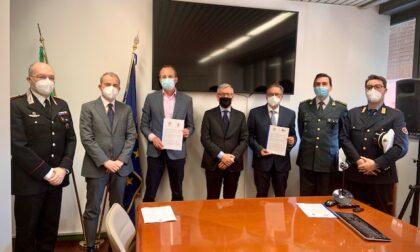 I Comuni di Casatenovo e Verderio sottoscrivono il protocollo di vicinato