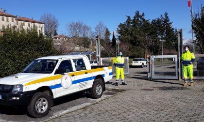 Scuole chiuse, concluso l'impegno della Protezione civile della Brianza