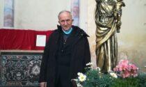 Don Giancarlo vuole riqualificare l'ex oratorio di San Zeno