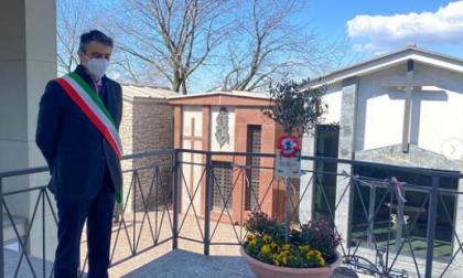 Sirtori: cerimonia di commemorazione in ricordo delle vittime del Covid