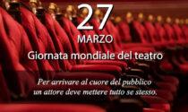 Auditorium Casatenovo: un evento streaming per la Giornata Mondiale del Teatro