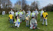 Arcieri Torrevilla, inaugurato il campo all'aperto per allenare i ragazzi della sezione VIDEO