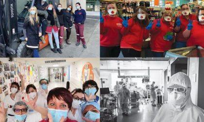 Memorie da una pandemia, scatti e pensieri di donne al lavoro