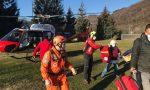 Paesino isolato: il vaccino per gli anziani arriva in elicottero