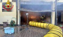Secondo grave incendio in abitazione in poche ore, soccorsa una anziana