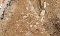 Il mistero dei resti umani longobardi che hanno bloccato il cantiere della fibra