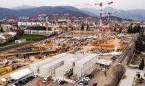 Sette mega cantieri che cambieranno il volto di Bergamo: ecco chi corre e chi è fermo