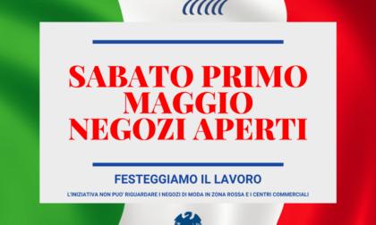 Federmoda Lecco: negozi aperti il Primo Maggio