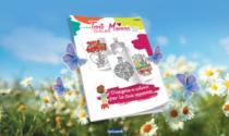 Tanti Auguri Mamma: martedì 20  in regalo un bellissimo album da colorare