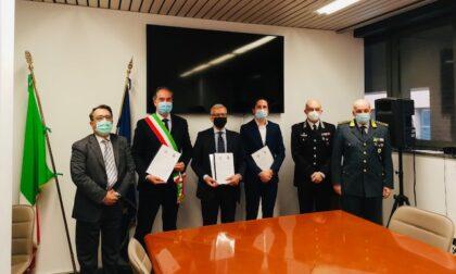 Controllo di vicinato: anche Calco e Valgreghentino  firmano il protocollo