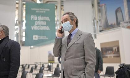 Domani il Governatore Fontana a Lecco e Cernusco per visitare i centri vaccinali