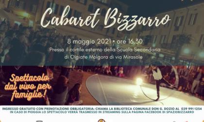 Spazio Bizzarro torna con uno spettacolo di circo contemporaneo a Olgiate Molgora