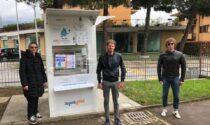 Brivio: attivata la casetta dell'acqua a Beverate