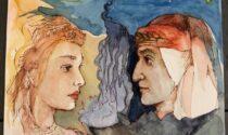 Imbersago: in arrivo una mostra di cartoline d'autore dedicate a Dante