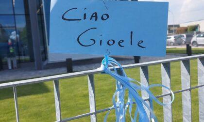 Sabato i funerali del piccolo Gioele Petza, palloncini colorati per ricordarlo