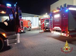 Secondo incendio in azienda nell'Isola in due giorni