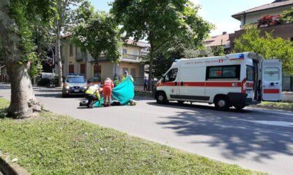 Schianto in moto a Monza, muore un ragazzo