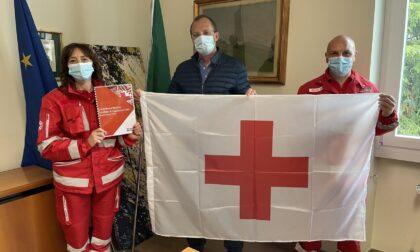 Casatenovo: la Croce Rossa incontra i sindaci del Casatese