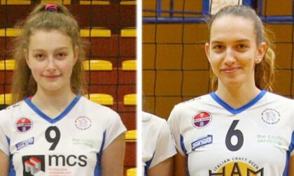 Dall'Hammer Celadina Volley Bergamo allo stage in azzurro