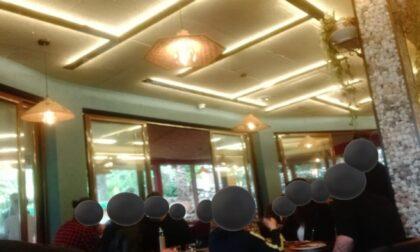 Assembramenti: ristorante sgomberato dai Carabinieri