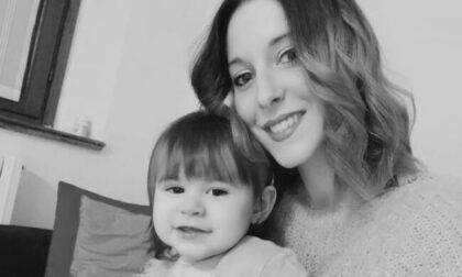 Uccisa a 18 mesi dal compagno della mamma: l'addio  alla piccola Sharon, La lettera della mamma al suo angelo