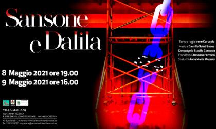 """Villa Mariani riapre al pubblico con """"Sansone e Dalila"""""""