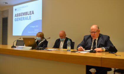 Assemblea generale di Confcommercio Lecco dopo l'anno più duro per i negozianti