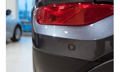 Sensori di parcheggio e Parktronic