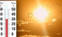 Si alzano le temperature e si impennano i livelli di ozono nel Lecchese