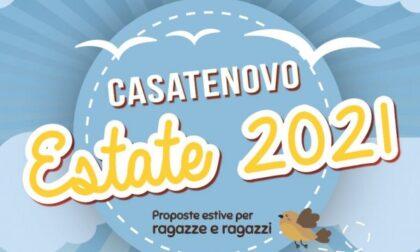 """Il """"Cartellone"""" di iniziative estive proposte dal Comune di Casatenovo"""