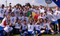 Serie D Girone B: a Casatenovo il Seregno conquista la Serie C! Ko pirotecnico per il NibionnOggiono FOTO