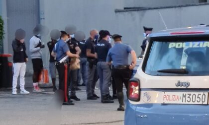 Controlli anti risse alla Meridiana di Lecco: fermati e identificati diversi giovani