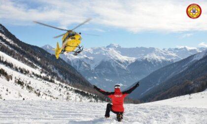 Tragedia sul Gran Zebrù, giovane donna precipita per 600 metri e muore