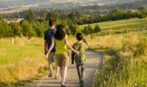 Osnago: una camminata per i sentieri del paese e del Parco del Curone