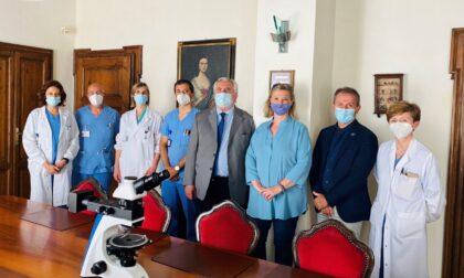 Il Rotary dona al Mandic un avveniristico strumento diagnostico