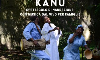 """Filippo Ughi dirige """"Kanu"""", la narrazione con musica dal vivo tratta da un racconto africano"""