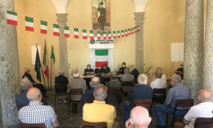 Alpini di Merate riuniti in assemblea