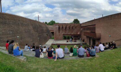 Gli allievi della scuola di musica San Francesco in concerto a cielo aperto